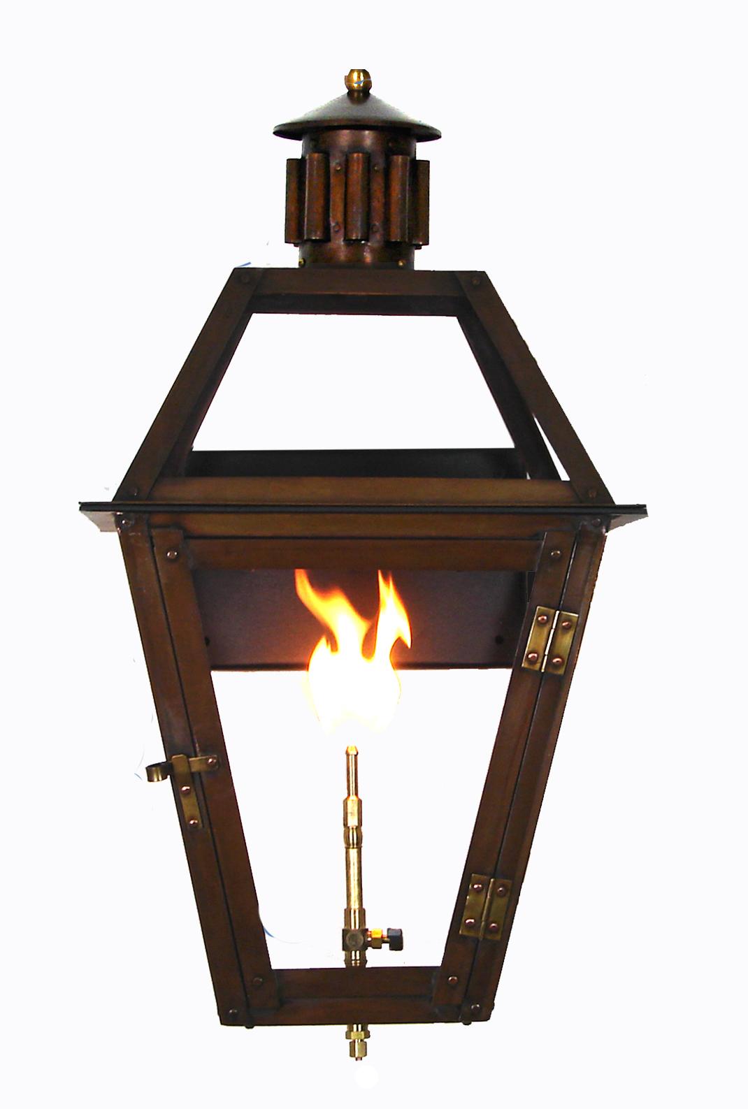 vieux carre gas light pro french quarter lanterns. Black Bedroom Furniture Sets. Home Design Ideas